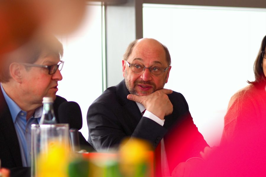 Martin Schulz_Foto: Steffen Voß / CC-BY-SA