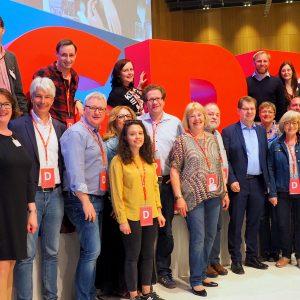 Delegierte aus Schleswig-Holstein