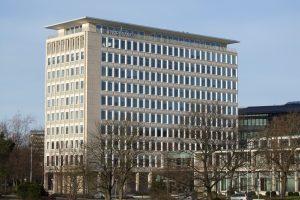 Gebäude der HSH-Nordbank in Kiel