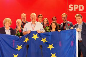Kandidatinnen und Kandidaten zur Europawahl